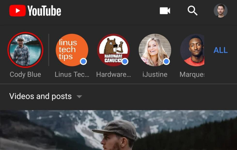 YouTube dark mode comes to Android at long last