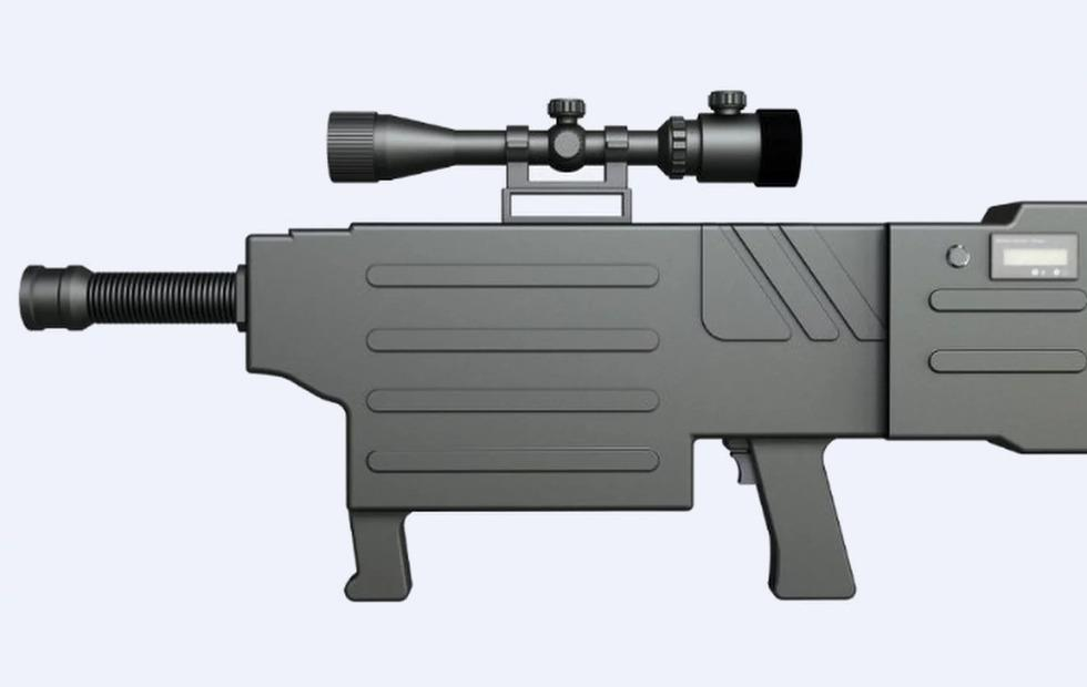 "Chinese ""laser rifle"" makes science fiction frighteningly real"