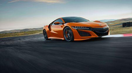 2019 Acura NSX Gallery