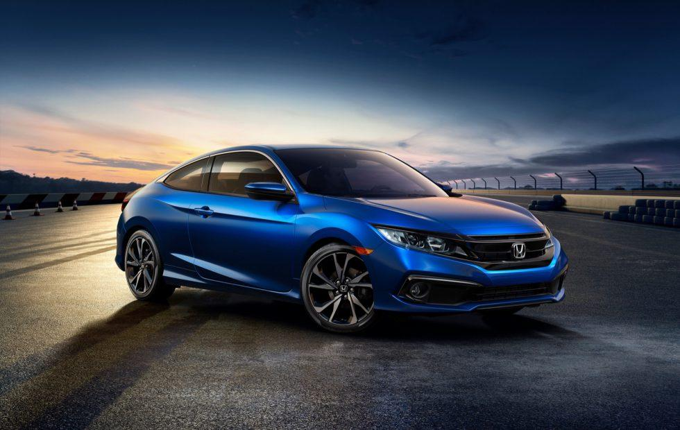 2019 Civic Sport headlines Honda's style and safety tech upgrade