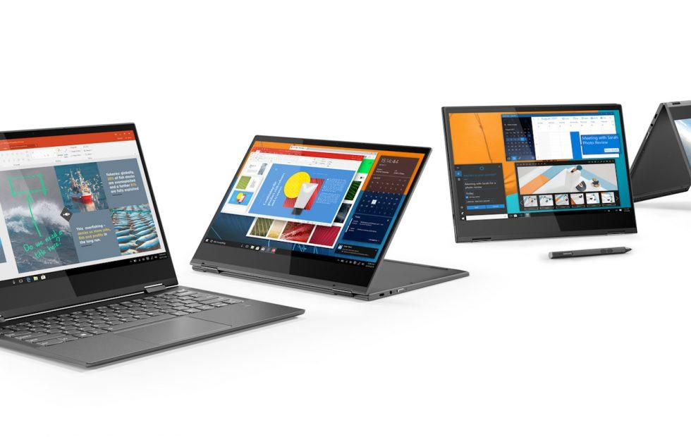 Lenovo Yoga C630 gets 25hrs from Windows on Snapdragon 850