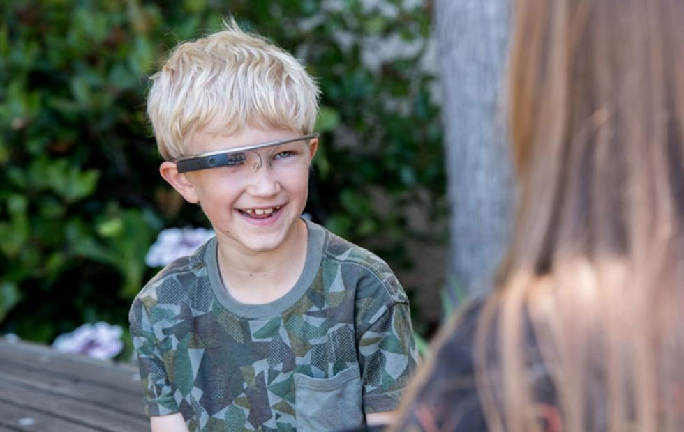 Google Glass finds new purpose in autism therapy