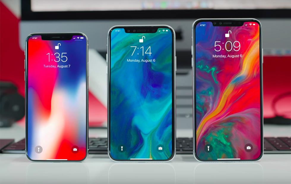 2018 iPhone dummy units hands-on video reveals every detail