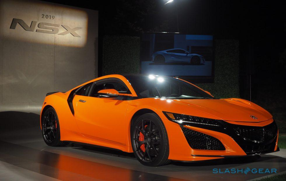 5 ways Acura changed the 2019 NSX