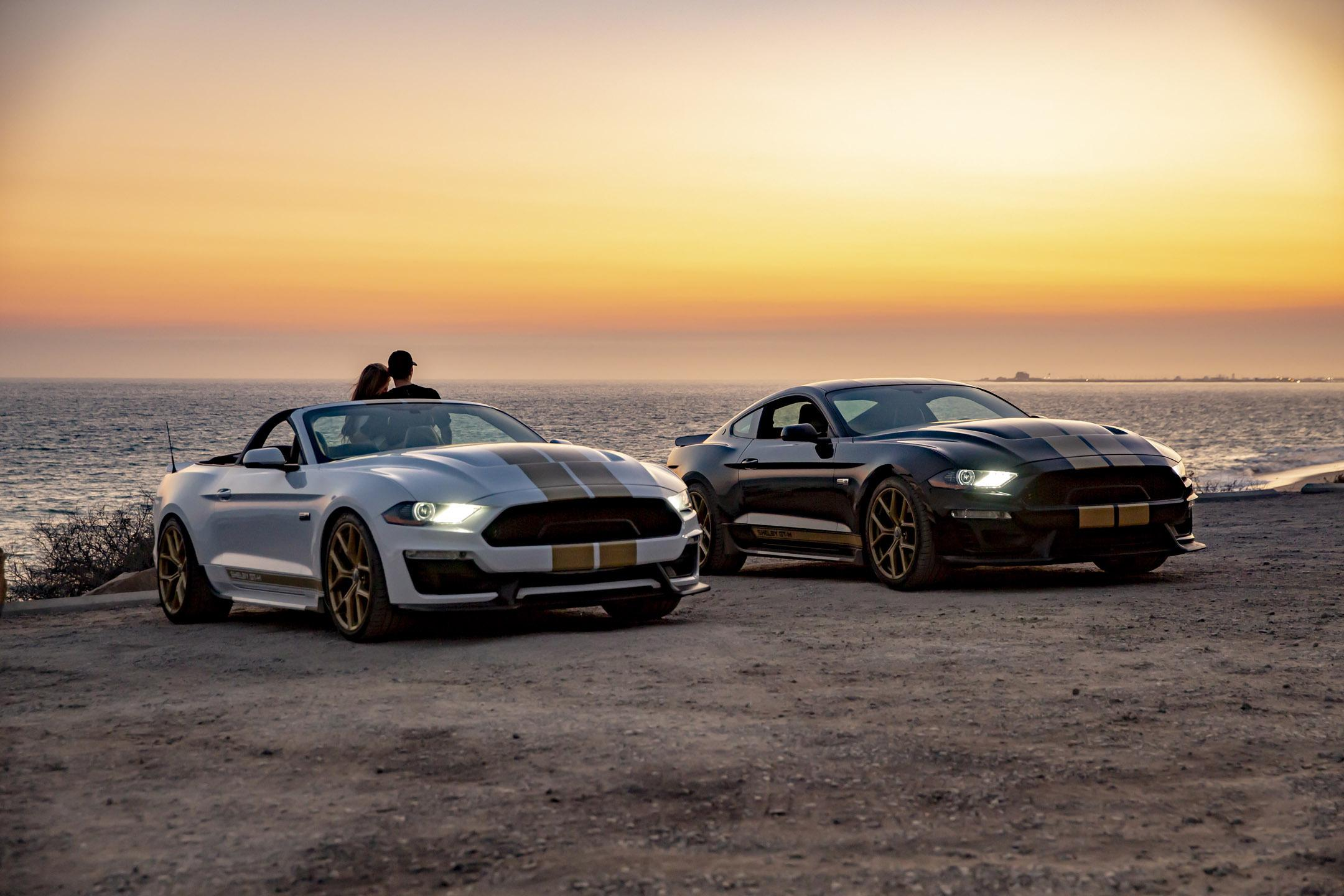 2019 Shelby GT squeezes 700+ horsepower from Mustang V8 ...