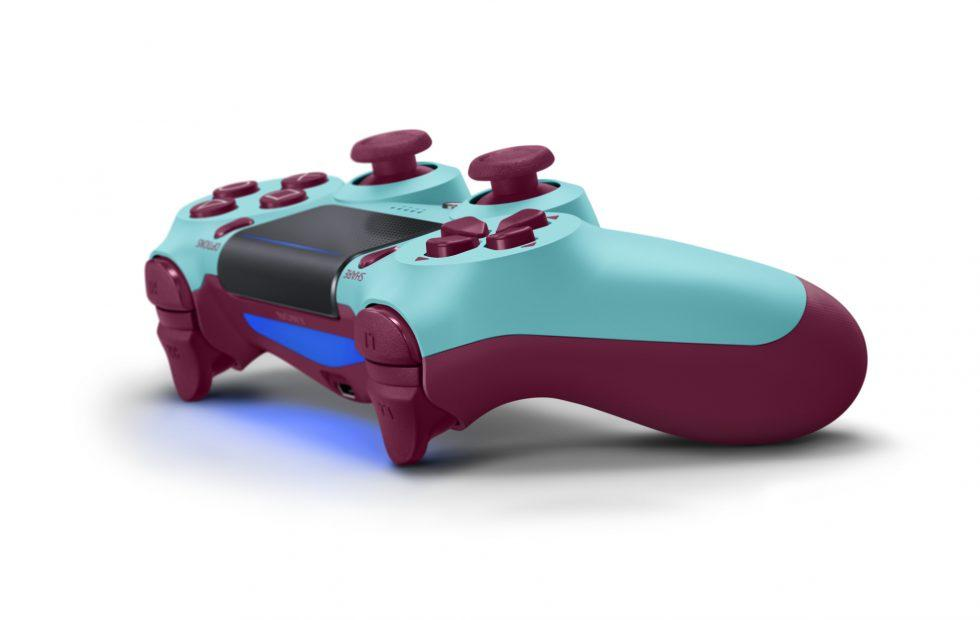 New PS4 DualShock 4 colors are eye-searingly polarizing