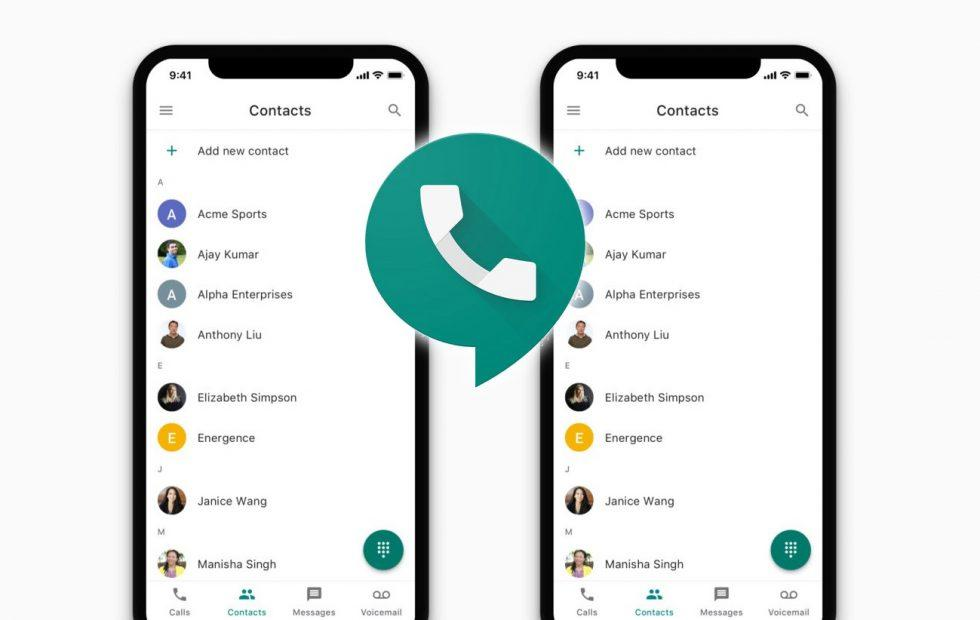 Google Voice update gives app a welcome refresh