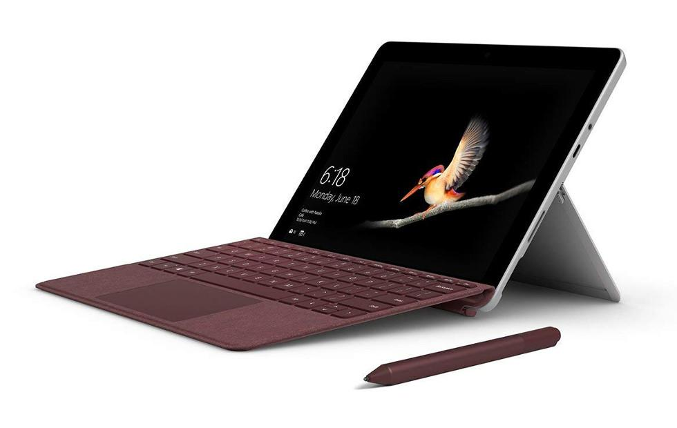Microsoft Surface Go is shipping a day early