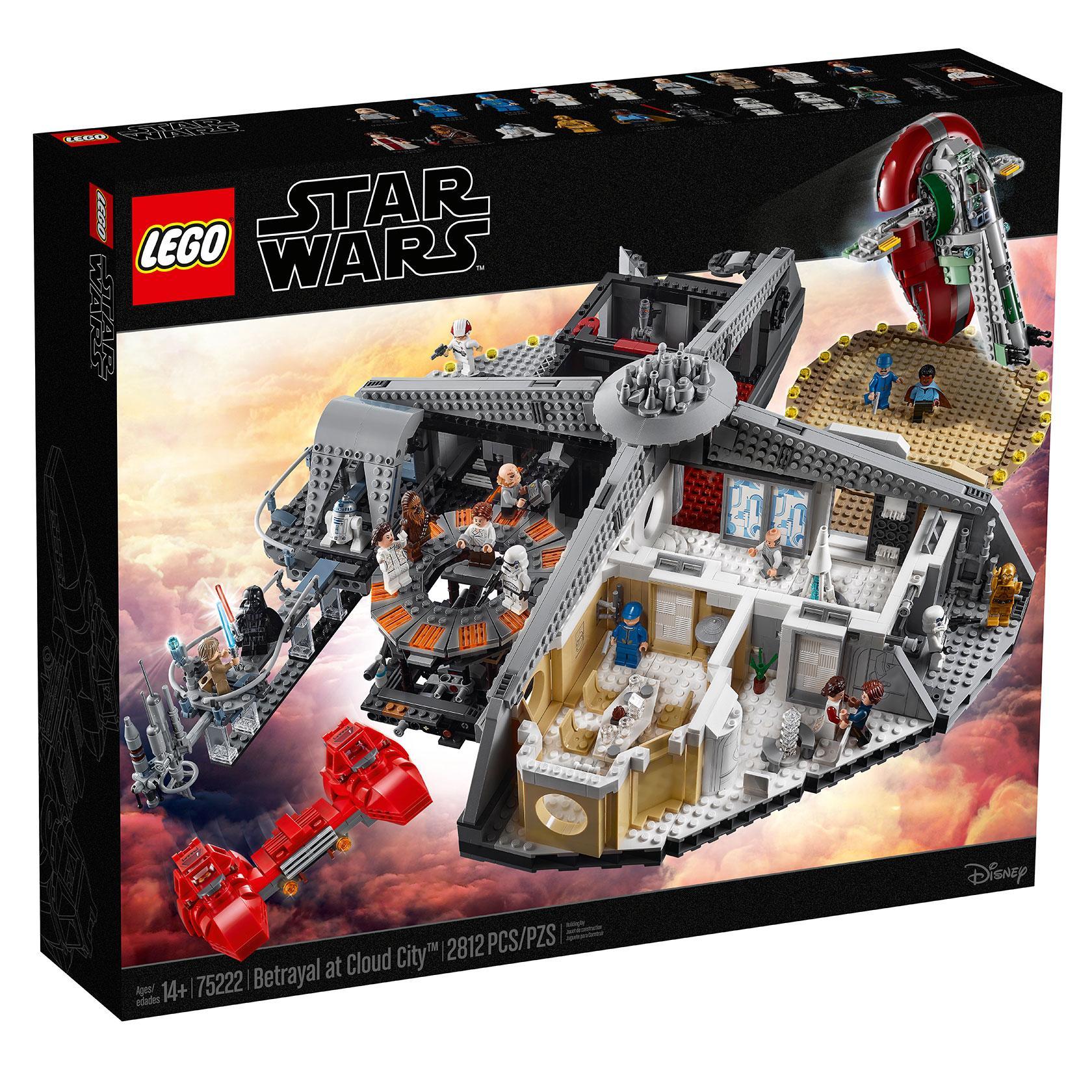 LEGO Star Wars Cloud City: Why this one's unique - SlashGear