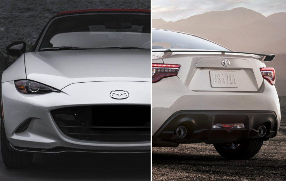 2018 Toyota 86 vs. 2018 Mazda MX-5 RF – Head to Head Comparison