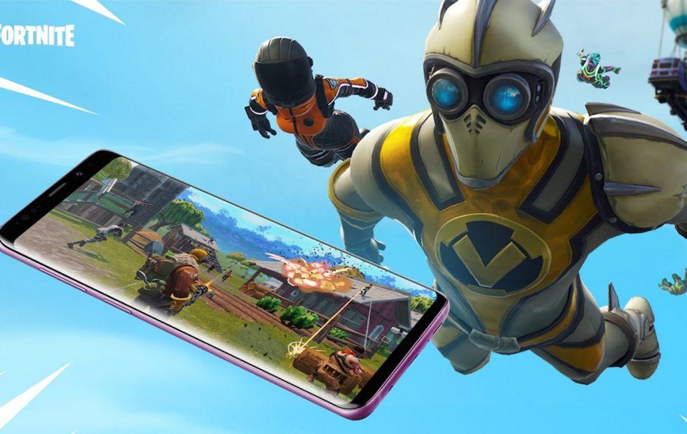 Fortnite Android beta comes to non-Samsung phones, but invite still needed
