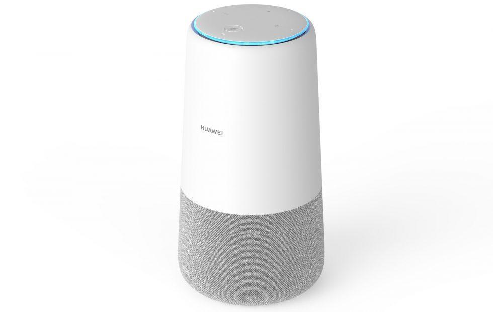 Huawei AI Cube bakes Alexa into an odd 4G LTE router