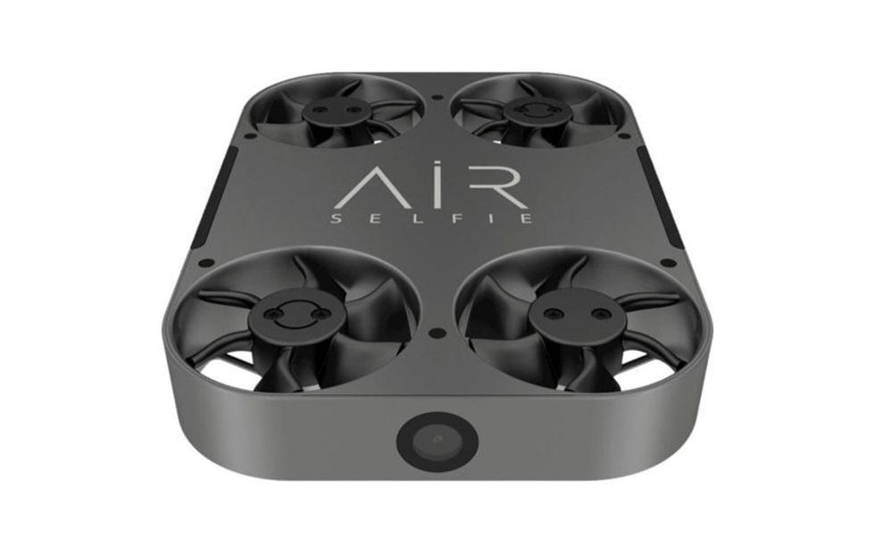 AirSelfie2 mini-drone with 12MP camera now available