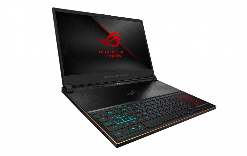 ASUS ROG Zephyrus S is oddly thin: Here's why
