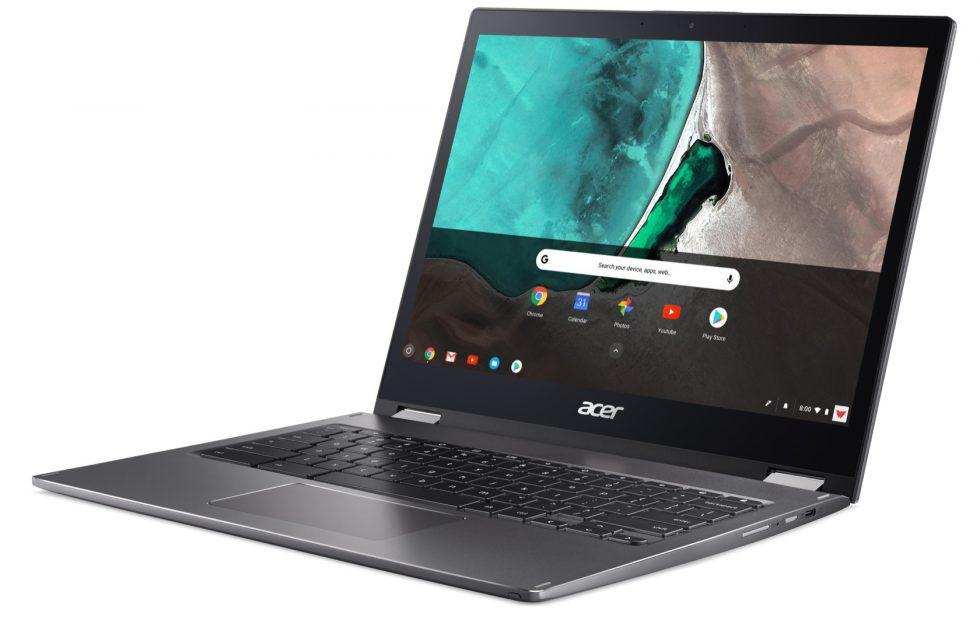 Acer Chromebook Spin 13 priced up to give Google's Pixelbook competition