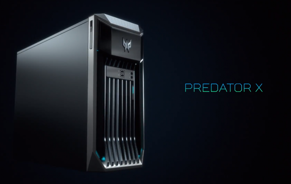Acer Predator X is a beastly gaming PC shrouded in mystery