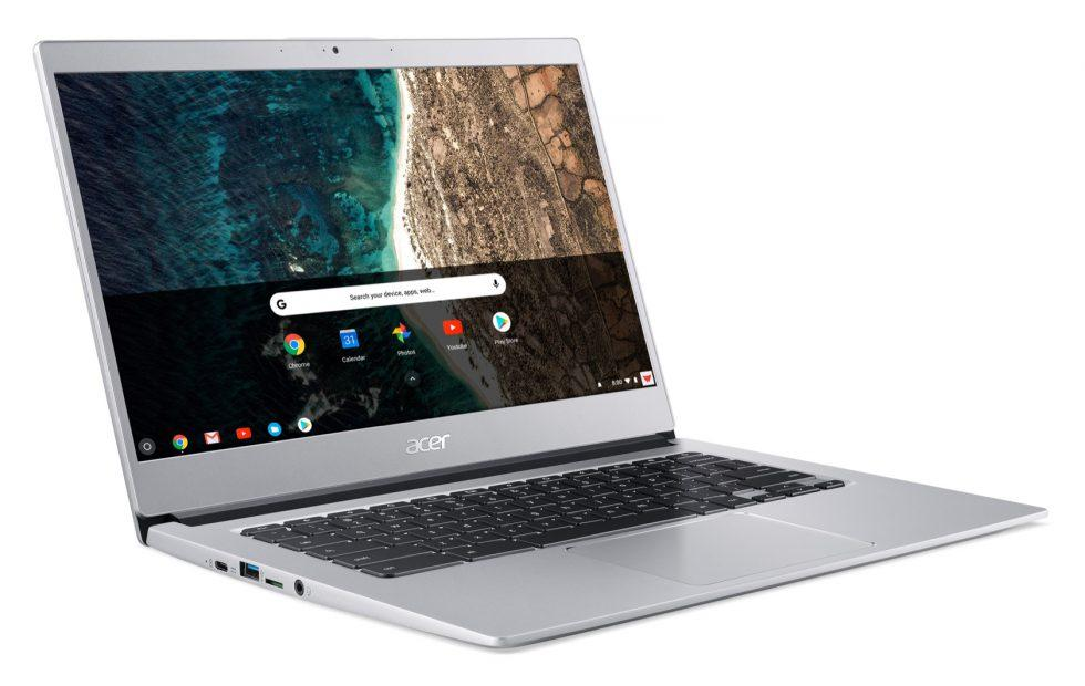 Acer Chromebook 514 packs twin USB-C for $350