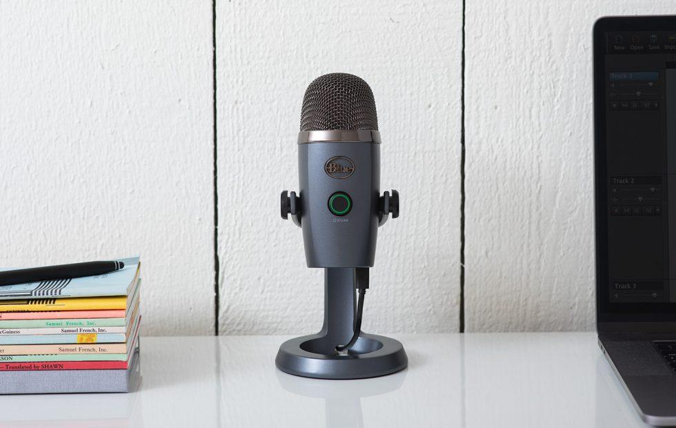 Yeti Nano shrinks one of Blue's most popular mics