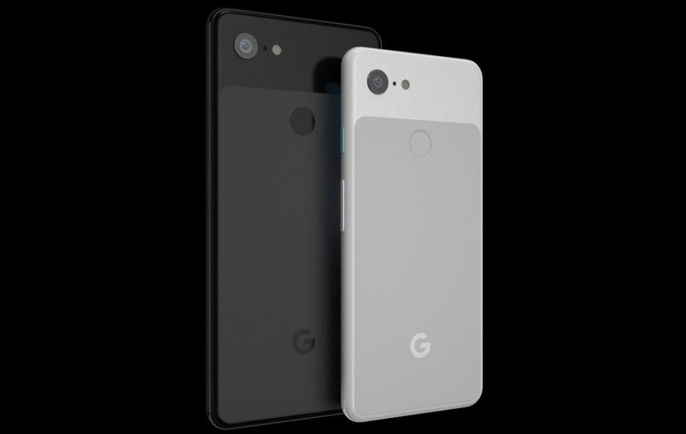 Pixel 3 and XL leak makes both phones look better