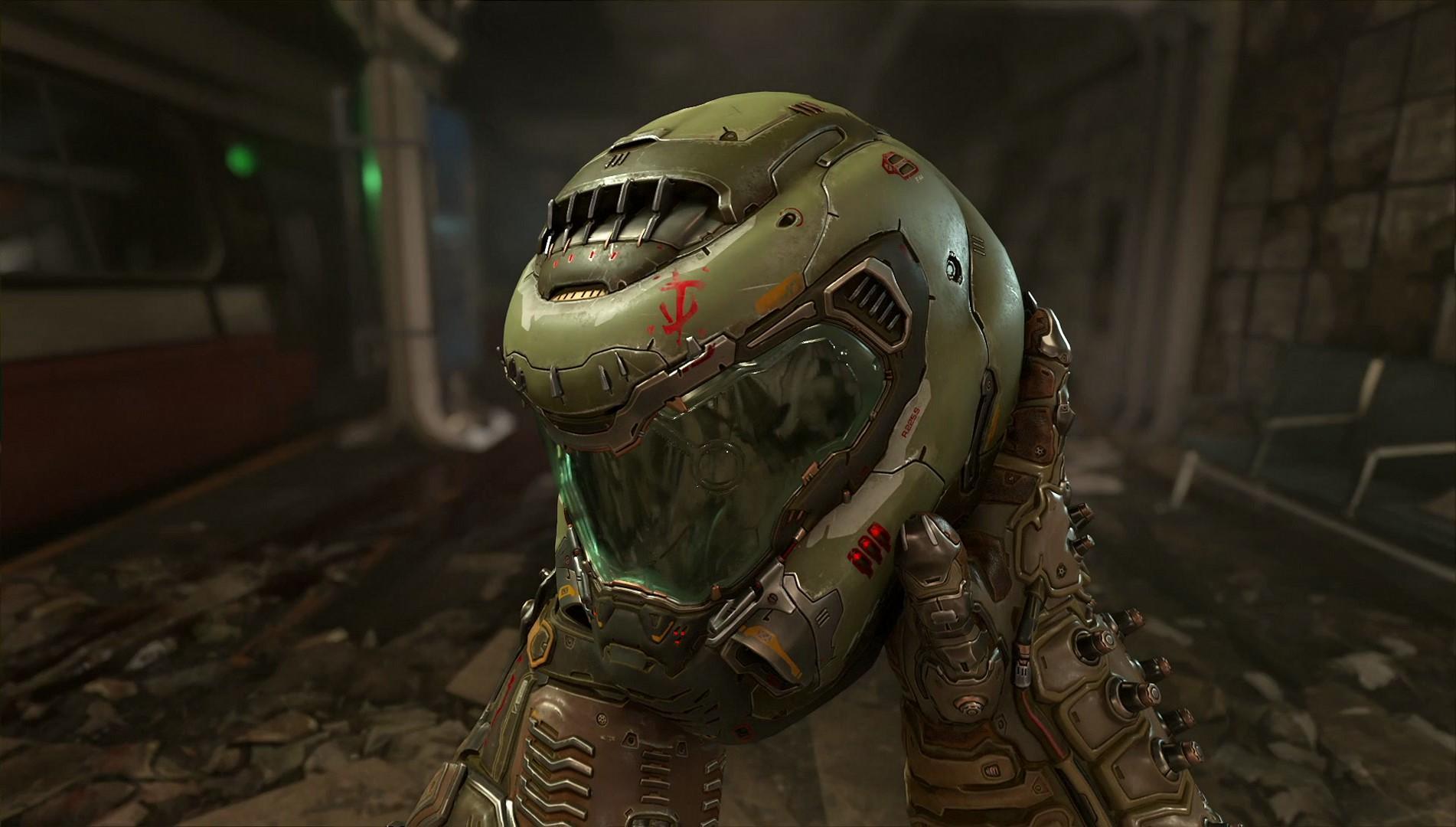 Doom Eternal S Brutal Gameplay Revealed At Quakecon 2018 Slashgear