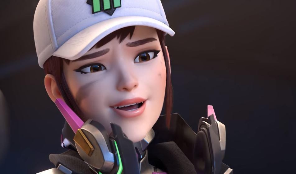 Overwatch map Busan revealed as D.Va gets her own animated short