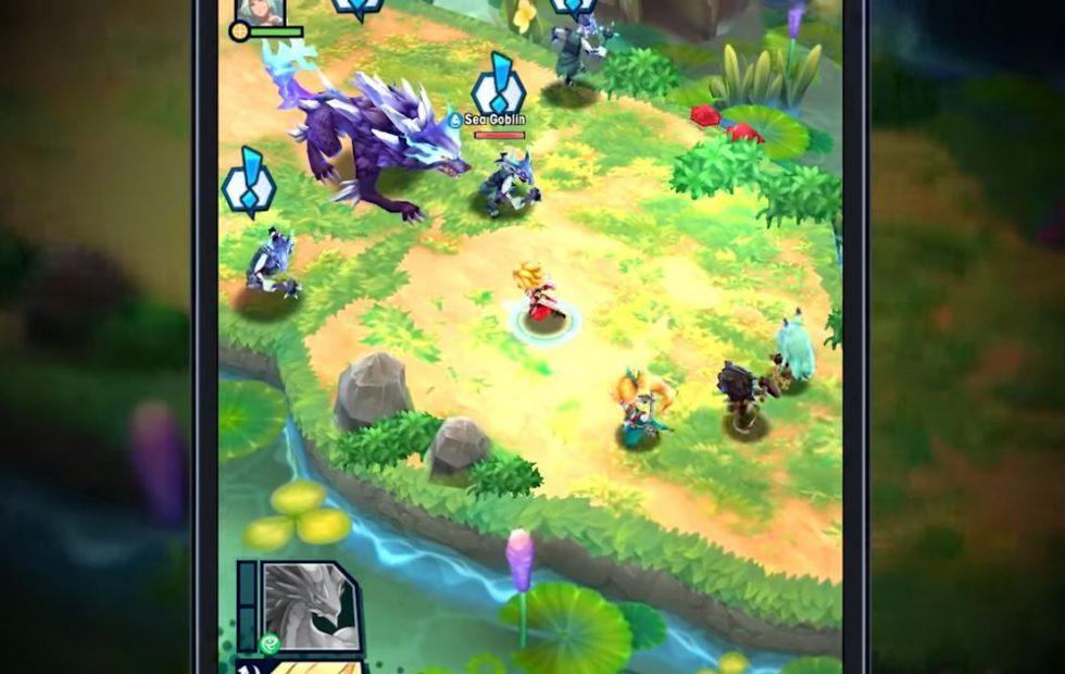 Nintendo's Dragalia Lost reveals action RPG gameplay for the first time