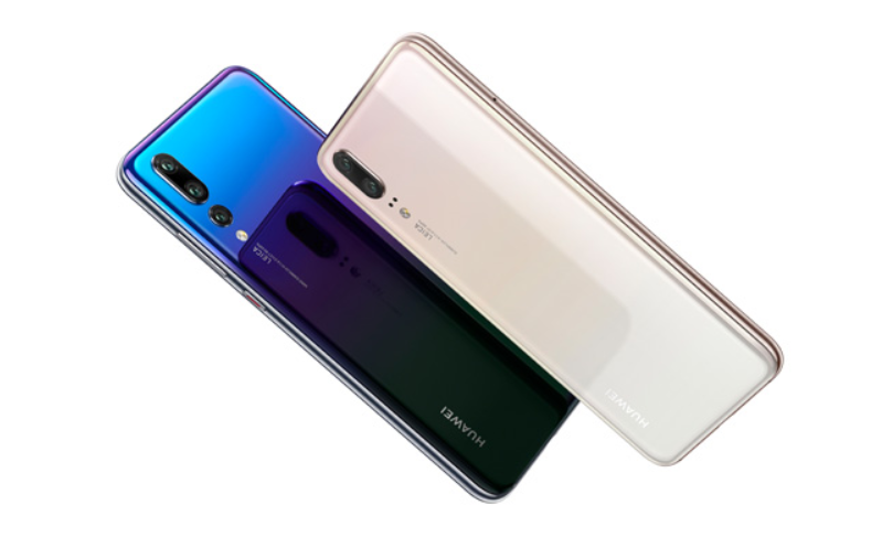 Huawei P20 Pro and P20 new colors celebrate a major milestone