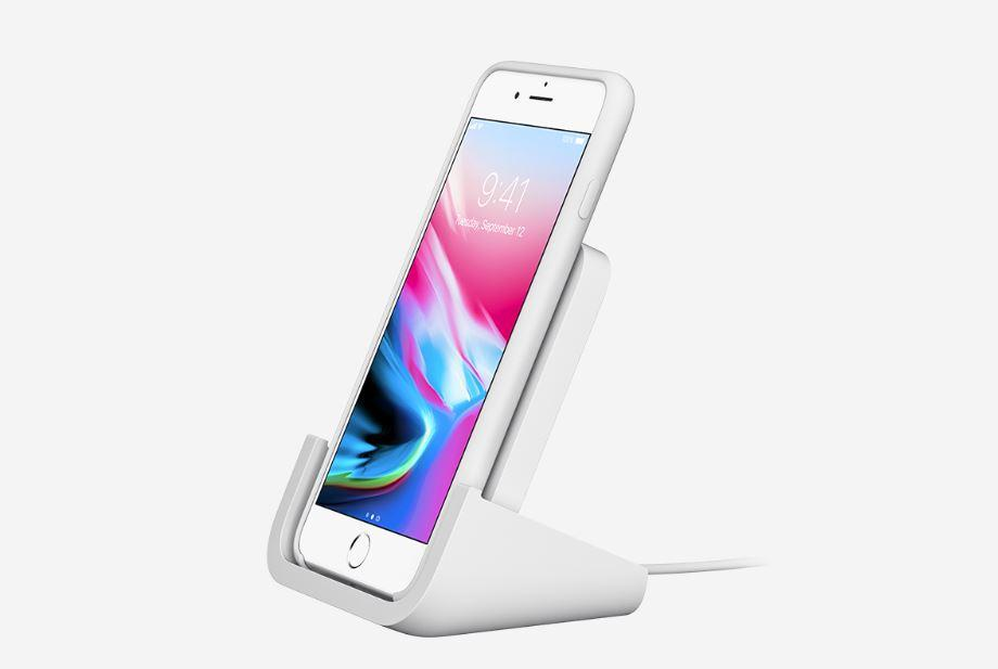 Logitech has a new wireless charging stand for your iPhone [Update]