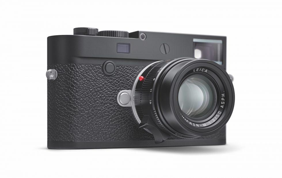 Leica M10-P turns luxe rangefinder into a stealth shooter