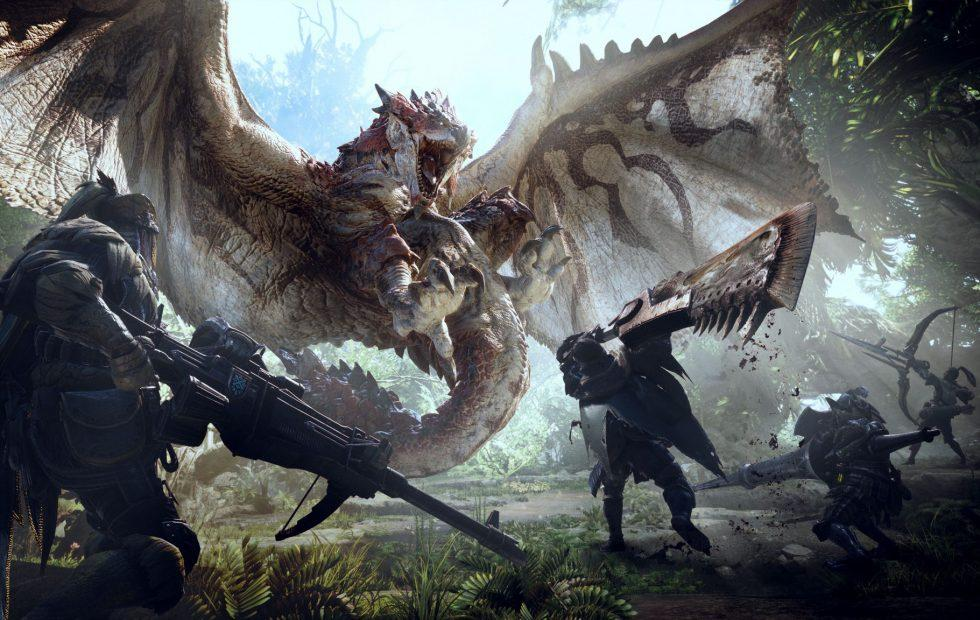 What's your favorite weapon in Monster Hunter: World?