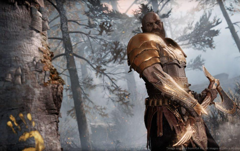 God of War New Game Plus mode arrives later this month