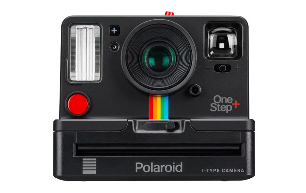 Polaroid Originals OneStep+ instant camera packs Bluetooth and two lenses