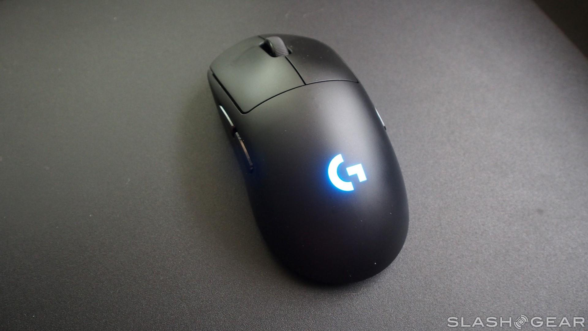 Logitech G Pro gaming mouse goes wireless with PowerPlay and