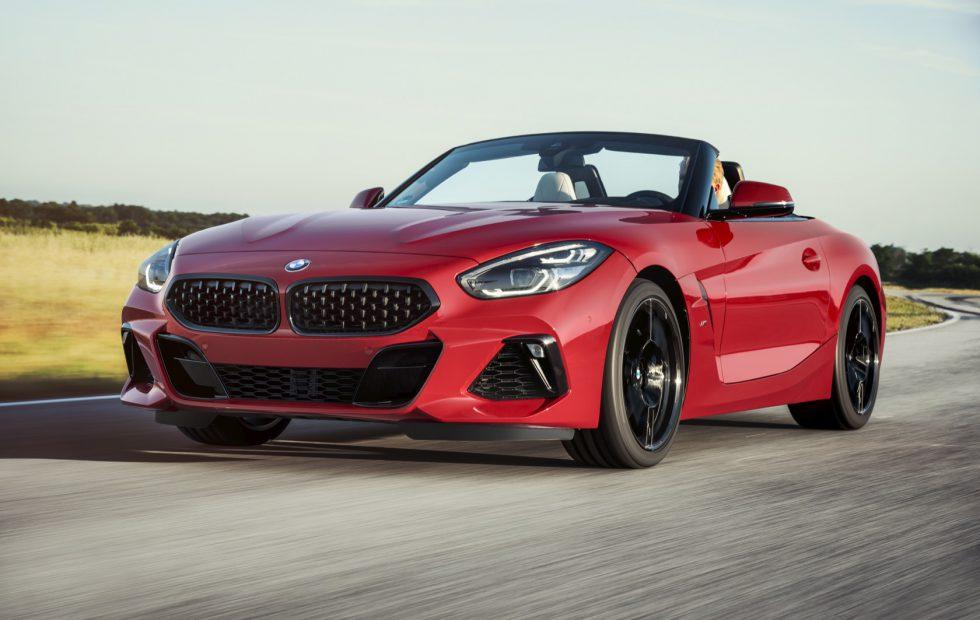 2019 BMW Z4 Roadster Gallery