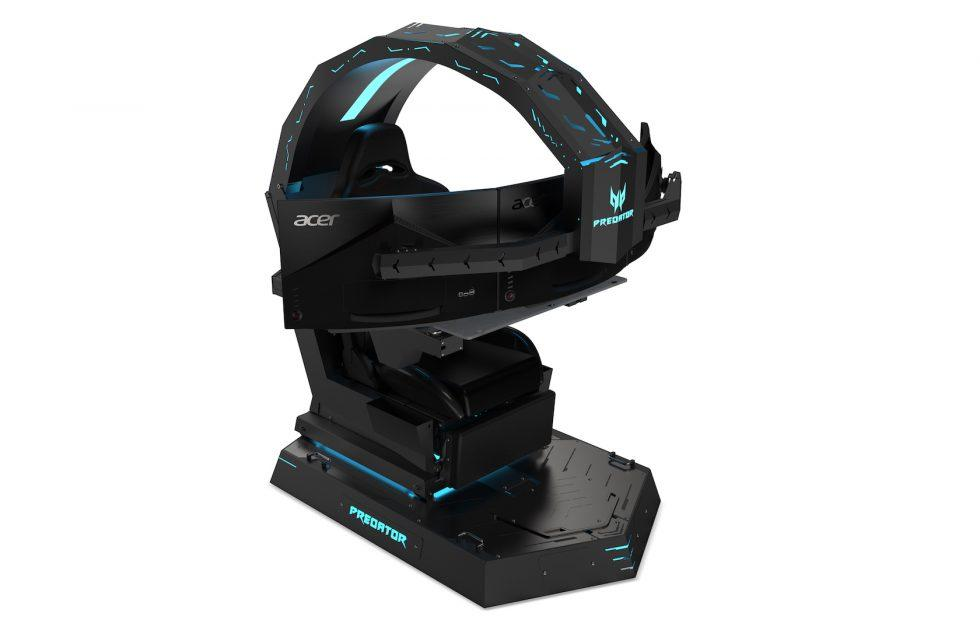 Acer's wild Thronos gaming chair leads its IFA Predator and Nitro news