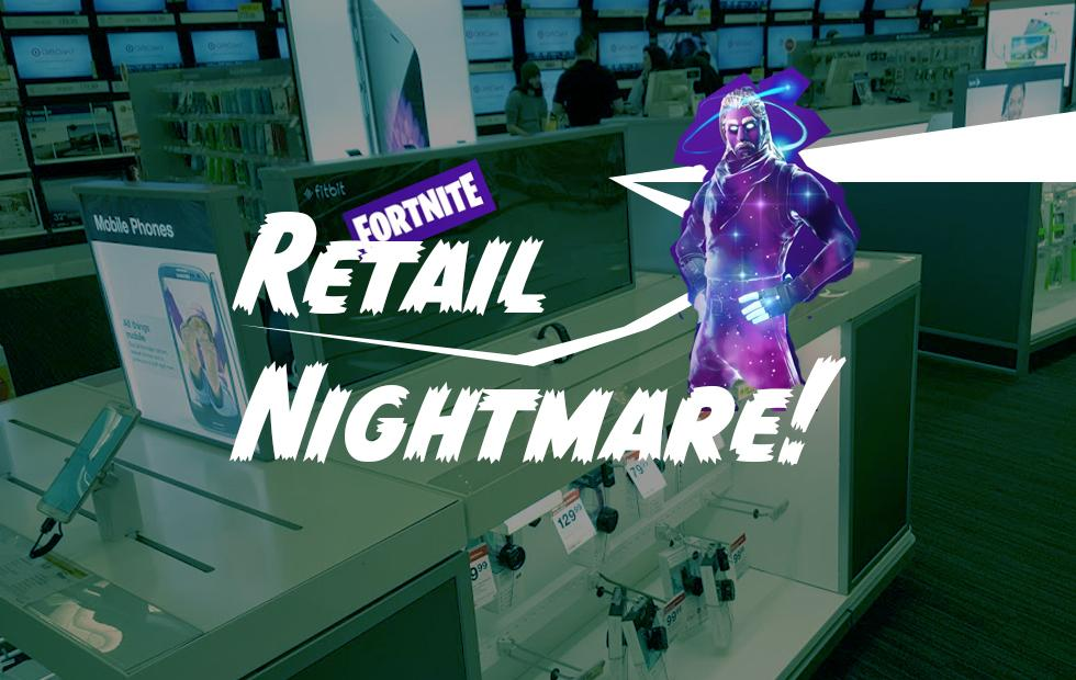 Fortnite Galaxy Skin war: Samsung blocks Fortnite in-store