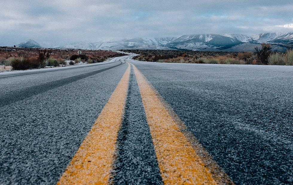 This AI system takes on potholes and other road defects