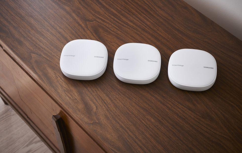 Samsung SmartThings Wifi pairs mesh router with IoT hub