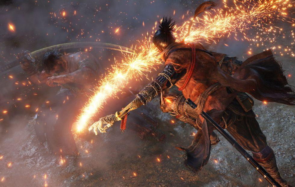 Here's your first look at Sekiro: Shadows Die Twice gameplay