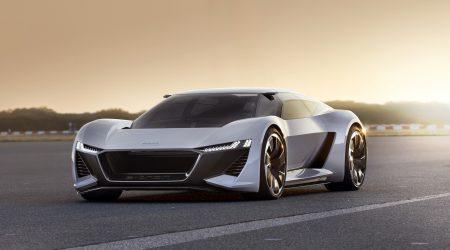 Audi PB18 e-tron concept Gallery