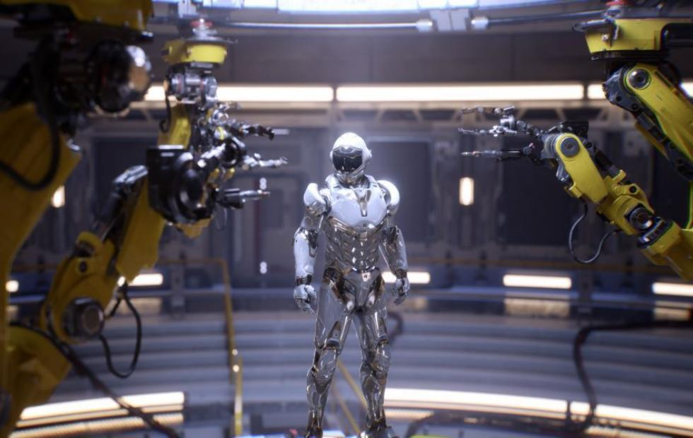 NVIDIA Quadro RTX bringing Turing architecture real-time ray tracing