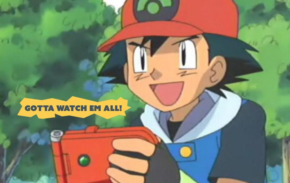 Twitch is hosting a massive Pokemon marathon beginning next week