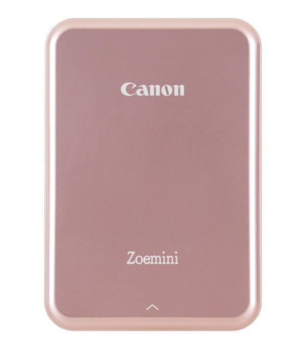 Canon Zoemini photo printer is smaller than your smartphone