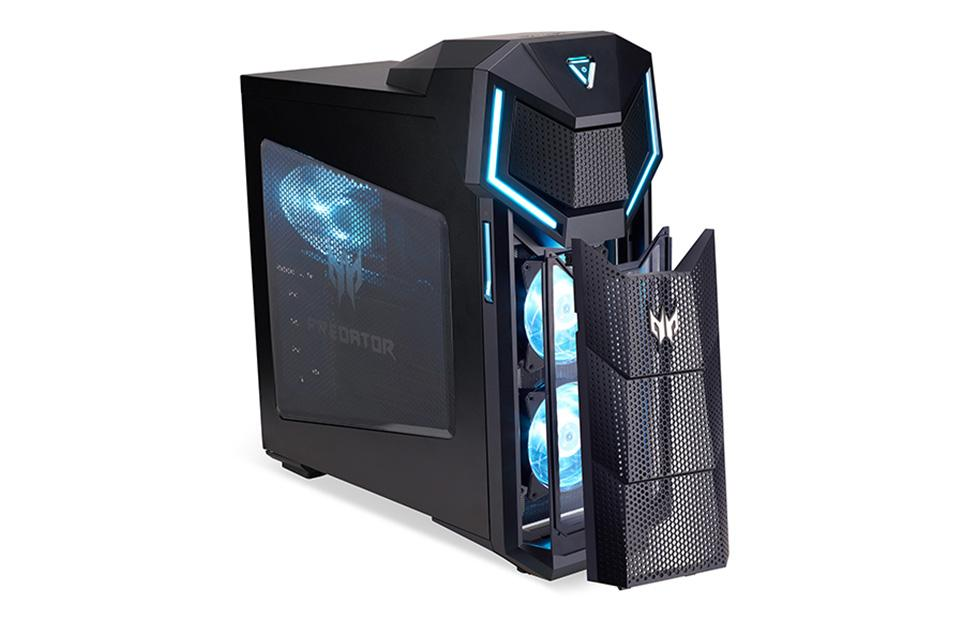 Acer Predator Orion gaming desktop series gets NVIDIA RTX upgrade