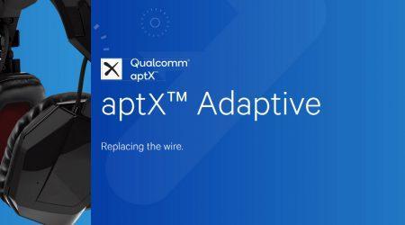 With aptX Adaptive, Qualcomm just supercharged Bluetooth audio