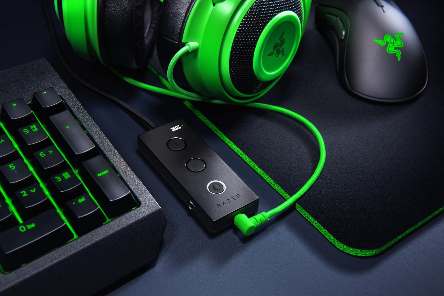 Razer Kraken Tournament Edition brings THX Spatial Audio to pro