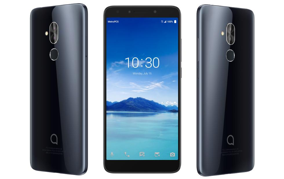 Alcatel 7 brings a 18:9 phablet to MetroPCS lineup