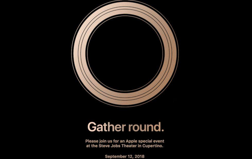 Apple's September 12 event confirmed: Hello new iPhone