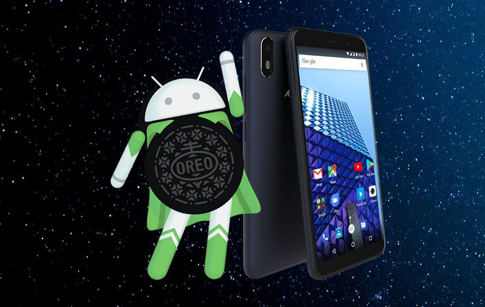 ARCHOS Access 57 is an 18:9 Android Go phone for your wallet