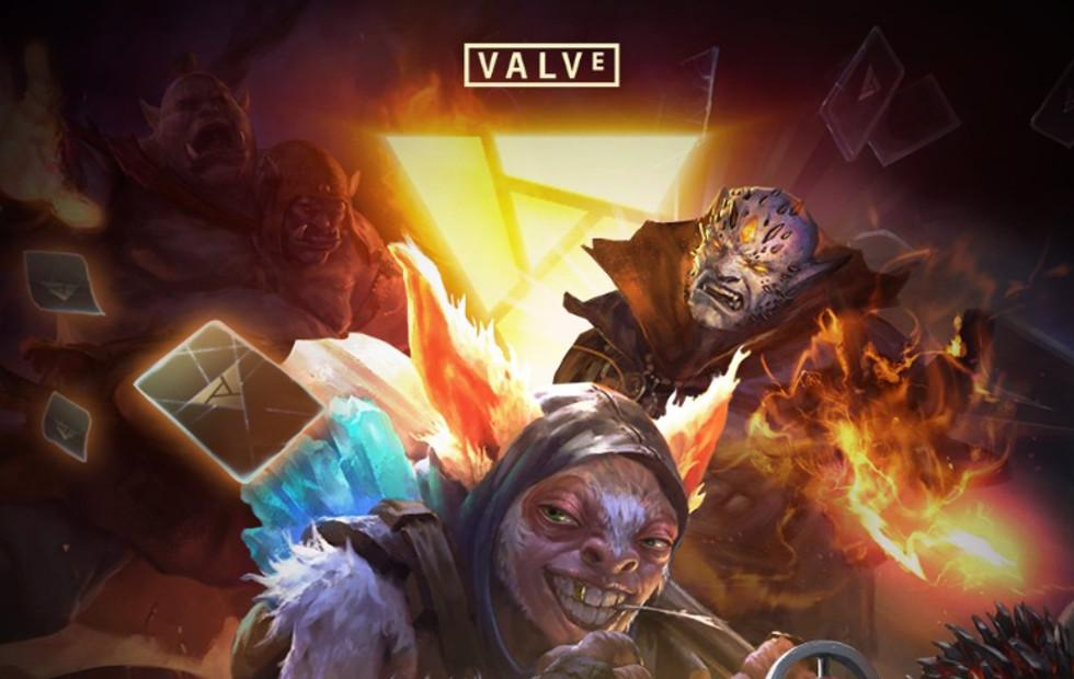 Valve's Artifact card game launches in three months, PC first